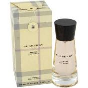 Описание Burberry Touch For Women